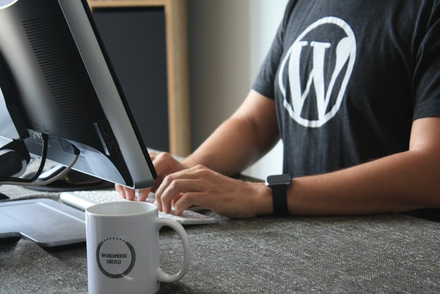 Wordpress web design company