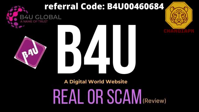 b4u global
